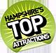 Hants top 100 logo