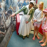 See the past come to life at Buckler's Hard this Easter