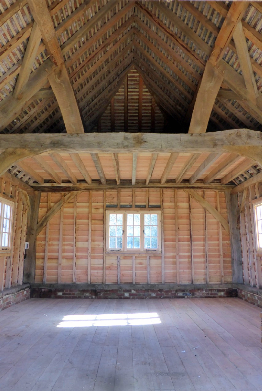 Interior of the Shipwrights' Workshop