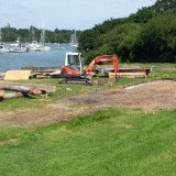 Shipwright School Blog - Construction of Foundations Underway