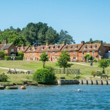 Buckler's Hard outdoor spaces reopen to visitors for spring