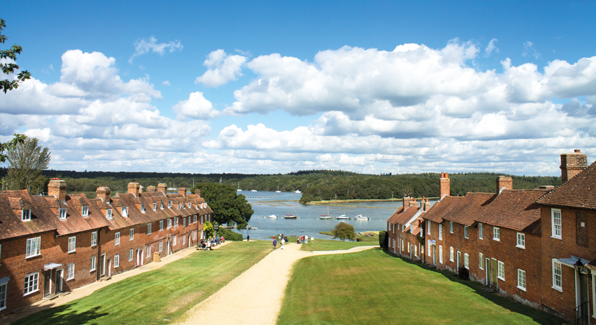 Bucklers Hard & River Cruise, Hampshire GOLD