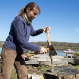 Shipwrights' Workshop woodworking courses at Buckler's Hard