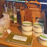 Buckler's Hard Gift Shop champions local products with New Forest Aromatics