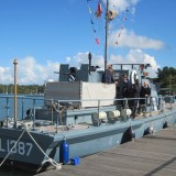 HMS Medusa to celebrate 75th birthday with Buckler's Hard visitors