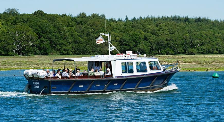 Beaulieu River Cruise