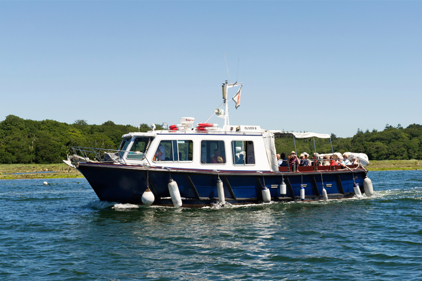 Buckler's Hard River Cruise