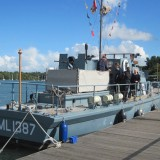 HMS Medusa Open Days at Buckler's Hard