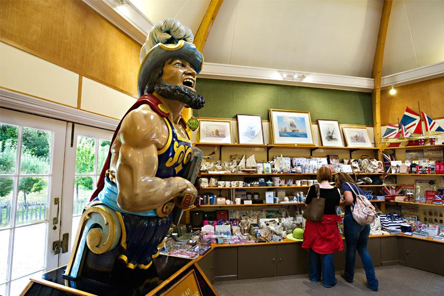 Maritime Museum gift shop