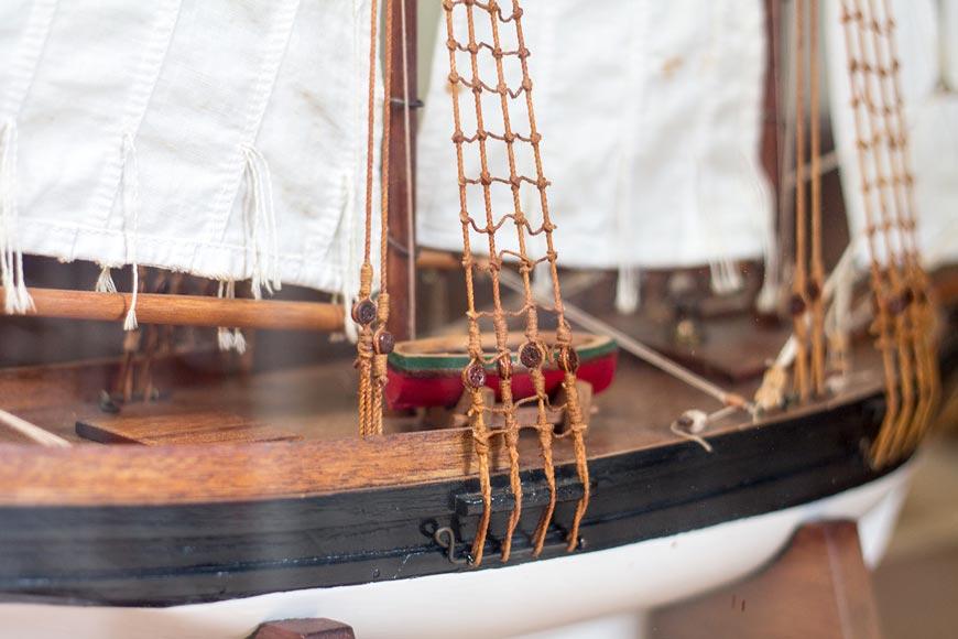HMS Pickle model