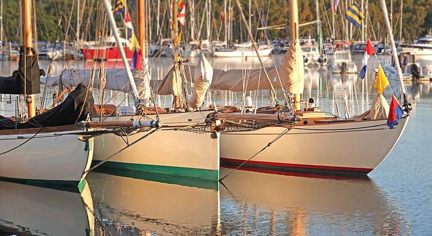 Wooden Boat Weekend - Peter Hetherington