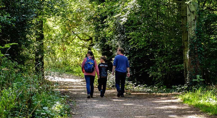 Riverside walk from Buckler's Hard to Beaulieu