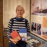 New book reveals lost voices from the SS Persia as lucky escapee joins museum collection at Buckler's Hard