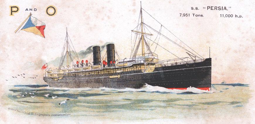 P&O-SS-Persia-7951-tons