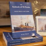 Book launch at Buckler's Hard remembers lost voices of SS Persia
